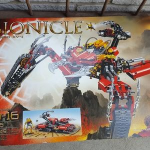 LEGO 8996 Bionicle Skopio XV-1 Brand New Sealed th